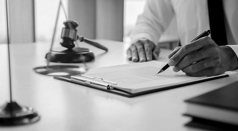 Juridische Hulp Voor Een Stabiel Project